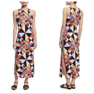 Mara Hoffman Fractals Midi Dress